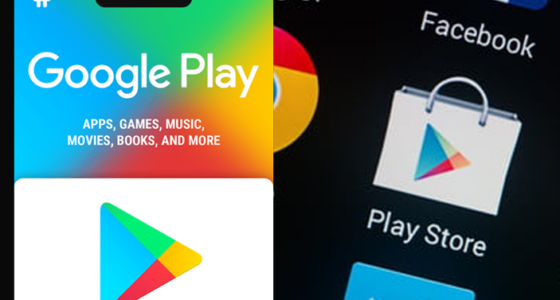 Google Play Store Coupon Code